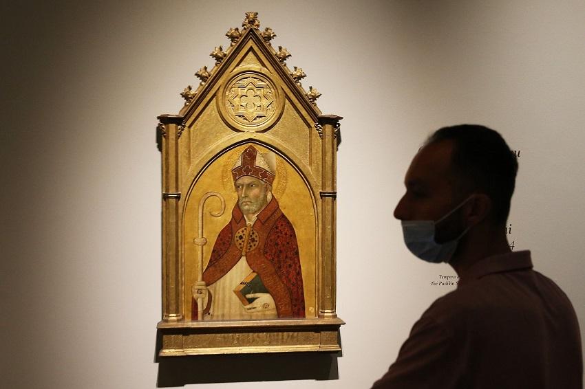 Выставка «Сиена на заре Ренессанса»