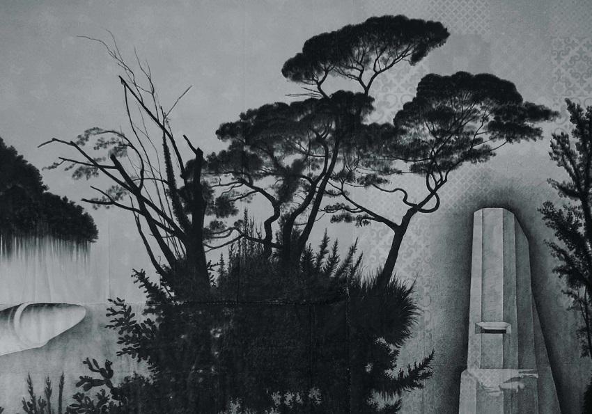 Выставка художественных работ «Таисия Короткова. Темный лес»