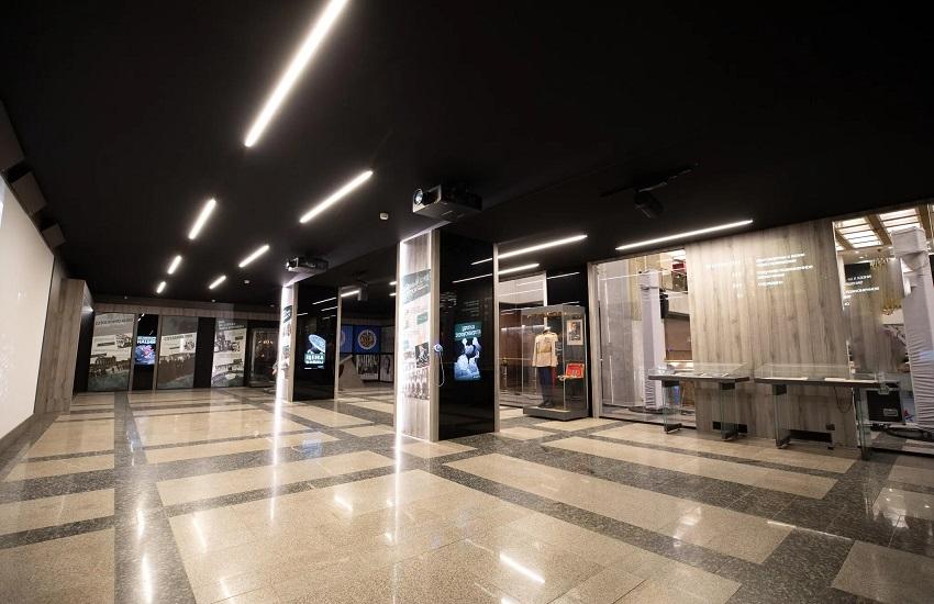 Постоянная экспозиция Музея Победы «Мир после войны»