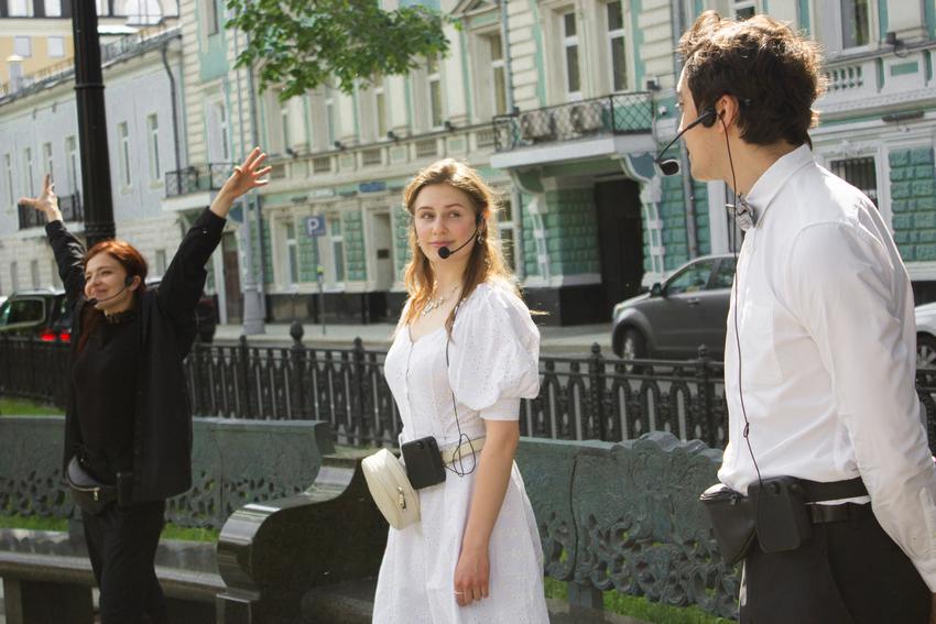 Театрализованная экскурсия «Пушкин в Москве: любви ничто не предвещало…»