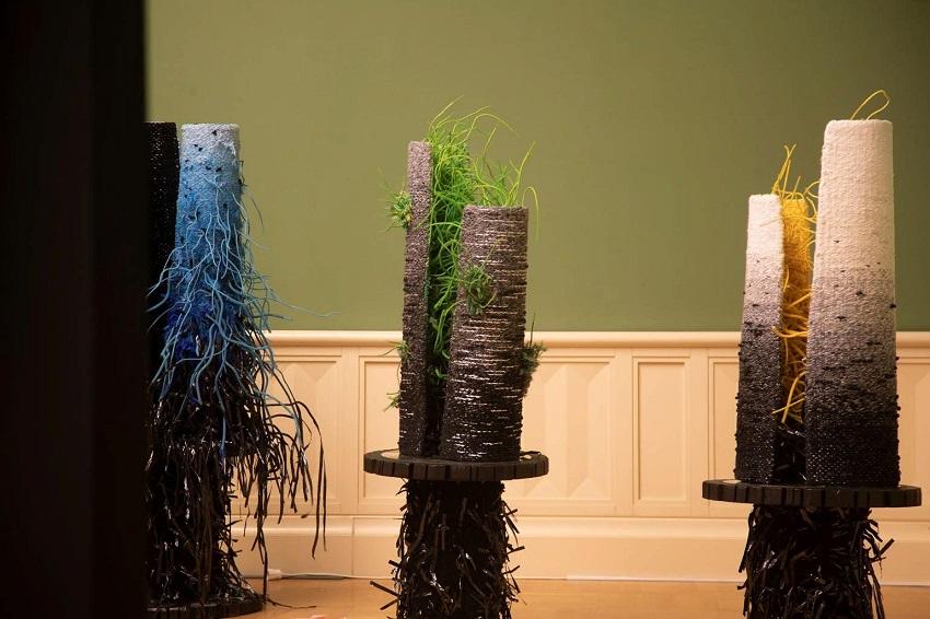IV Триеннале текстильного искусства и современного гобелена
