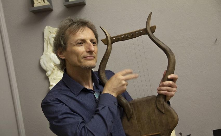 Выставка скульптур «Девять муз. Возвращение памяти»