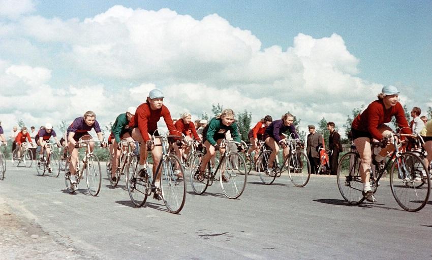 Выставка «История велоспорта Москвы. Велосипед в СССР»