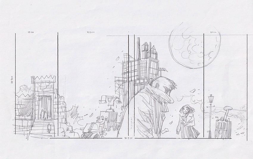 Выставка «Комикс «Мастер и Маргарита». Михаил Булгаков в «Бумажном кино»»