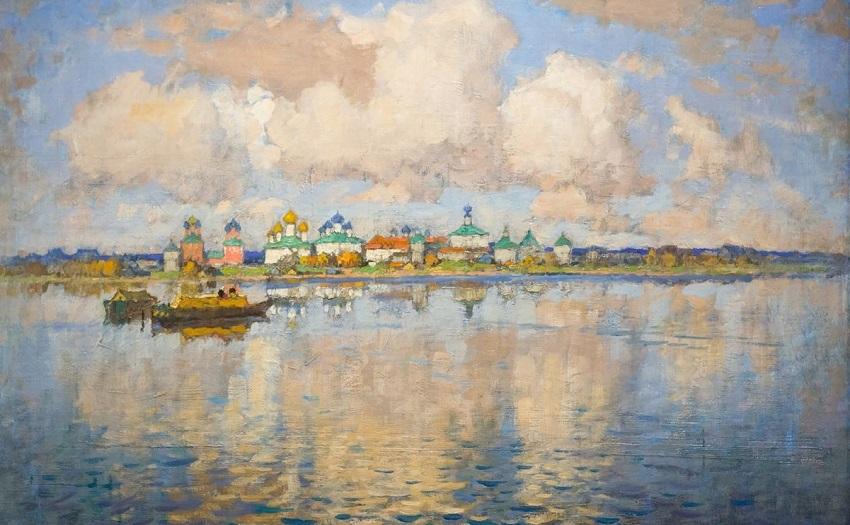 Выставка картин «Константин Горбатов. Приближая красоту»
