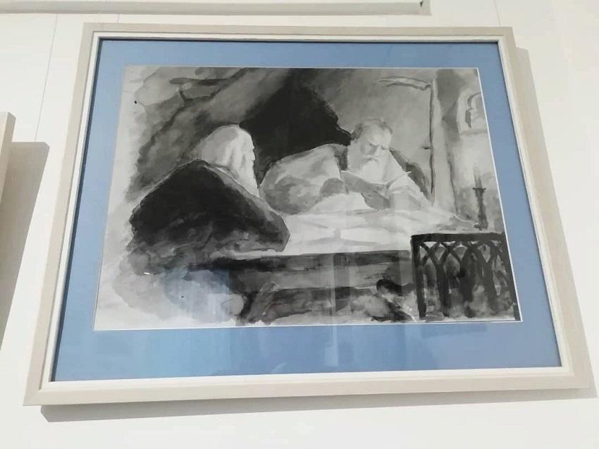 Выставка «Любящий Вас Николай Ге. К 190-летию со дня рождения Н.Н. Ге»