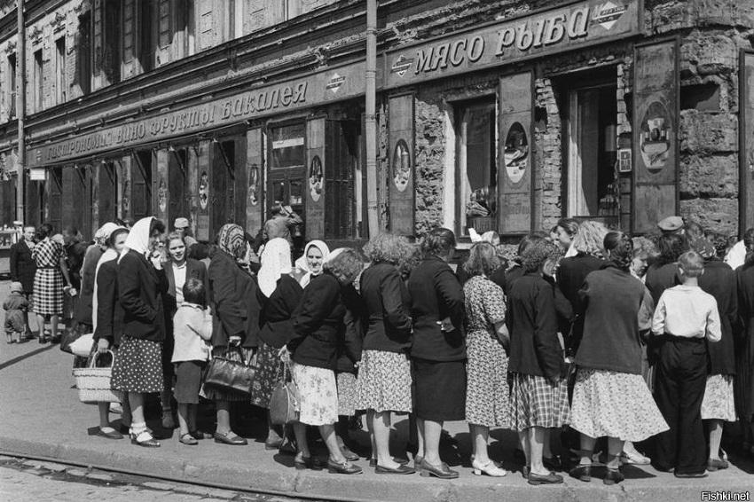 Выставка «О карточной системе в СССР в годы Великой Отечественной войны»