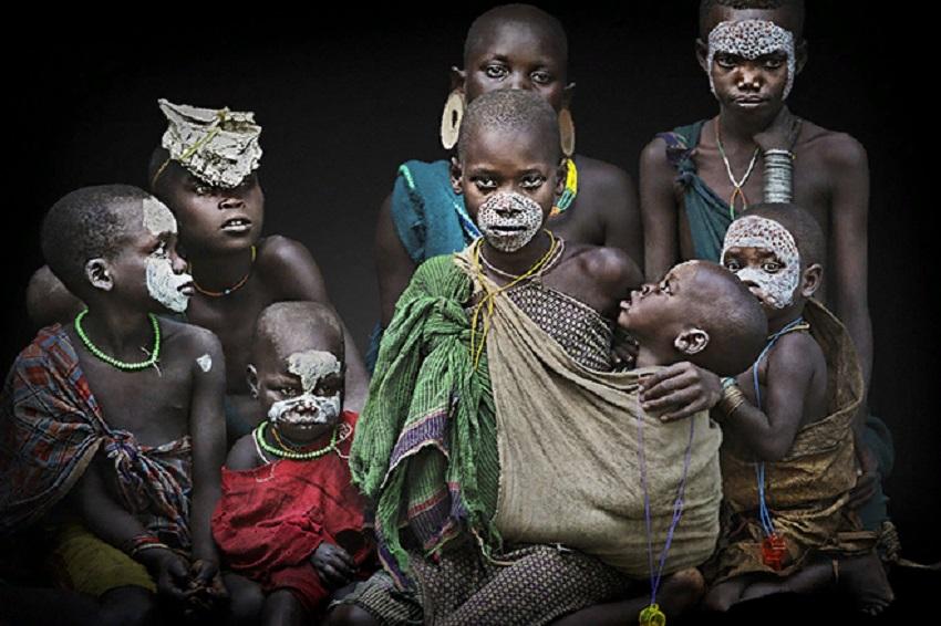 Выставка фотографий Ольги Мичи «Уязвимые. Африканский дневник»