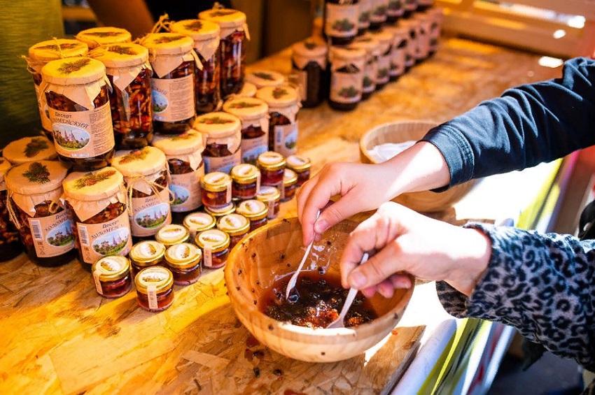 Фестиваль кофе, чая и шоколада «Чашка»