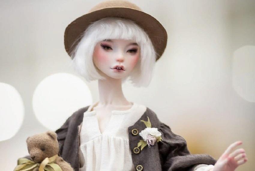 Осенний Салон авторских кукол и дизайнерских игрушек
