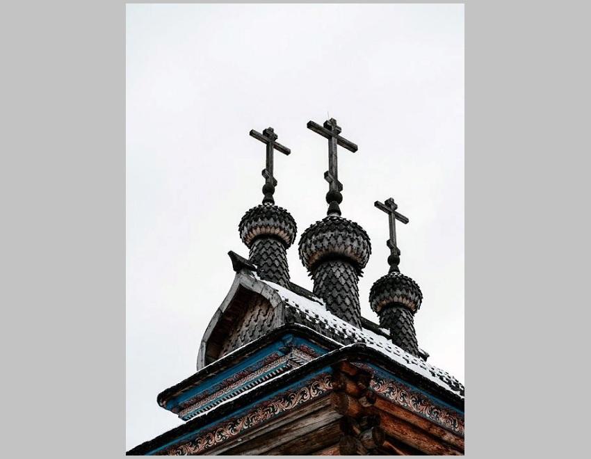 Выставка «Деревянная церковь Святого Георгия. 10 лет в Коломенском»