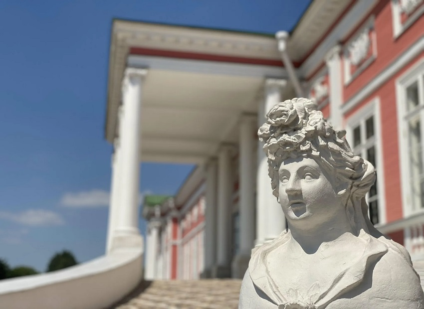 Выставка «Дворец графа Петра Борисовича Шереметева в усадьбе Кусково»