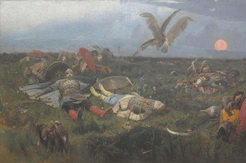Выставка картин «Отвергнутые шедевры. Вызов Павла Третьякова»
