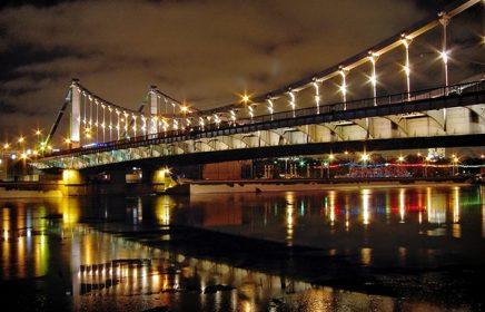 Сколько в Москве мостов?