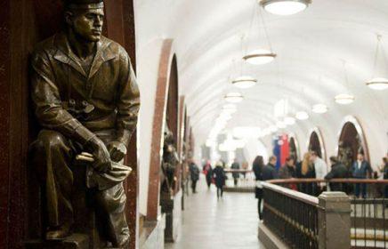 Экскурсия «Московское метро в деталях: погружение в историю и мировую культуру». Как легко получать удовольствие от посещения московского метро