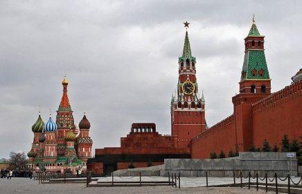 Красная площадь — главная достопримечательность Москвы