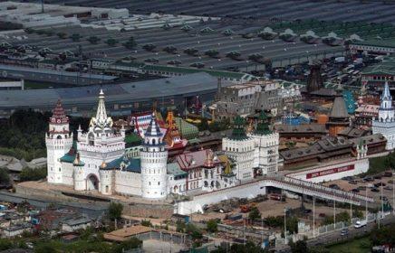 Вернисаж в Измайлово — старейший блошиный рынок Москвы