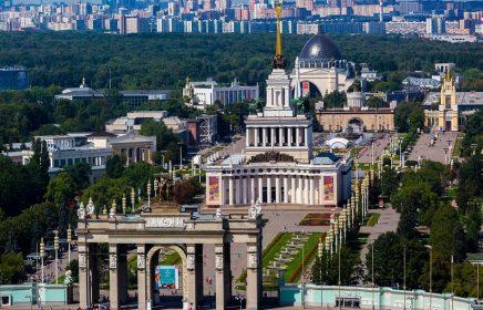 20 самых красивых и необычных павильонов ВДНХ: архитектурные шедевры выставки