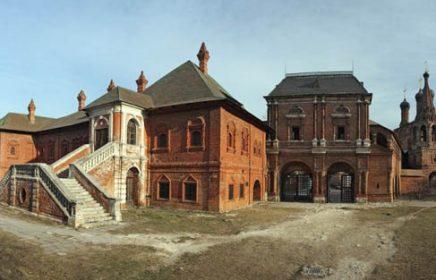 Индивидуальная пешеходная экскурсия «Крутицкое подворье и Новоспасский монастырь»