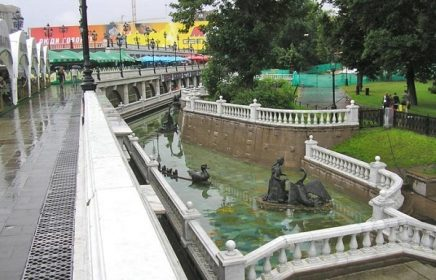 Александровский сад — красивейший парк в центре Москвы