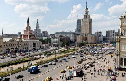 Железнодорожные вокзалы Москвы: 9 известных и 1 тайный