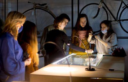 Политехнический музей проведет тематические программы в Открытой коллекции
