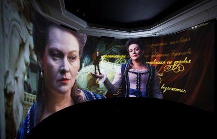 Выставка «Царицыно Екатерины II» в музее-заповеднике «Царицыно»