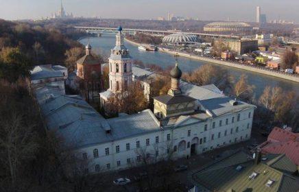 Андреевский ставропигиальный мужской монастырь