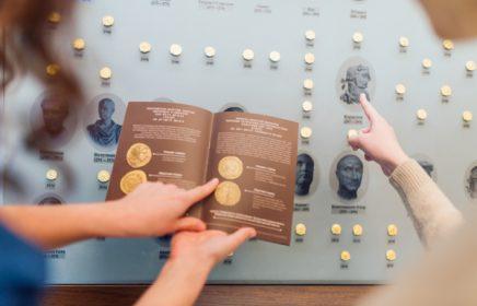 Выставка «От Античности к Средневековью» в Музее нумизматики