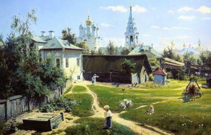 Бесплатная пешеходная экскурсия «Арбатские переулочки-шкатулочки» от компании «Твоя Москва»