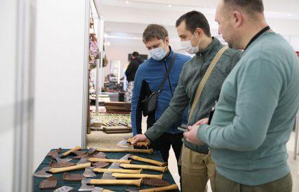 Выставка холодного оружия «Арсенал»