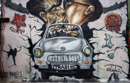 Экскурсия Онлайн-лекция «Андеграундный Берлин — стрит-арт, художники и граффити»