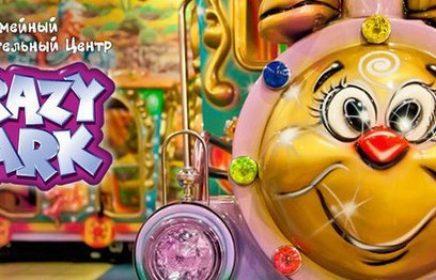 Детский центр развлечений CRAZY PARK в ТРЦ «Фестиваль»
