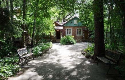 Дом-музей Б.Окуджавы в Переделкино