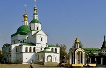 Какой в Москве самый древний монастырь?