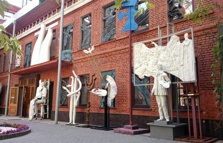 Постоянная экспозиция в музее «Дом Бурганова»