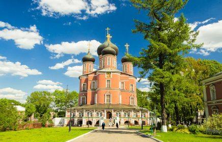Пешеходная экскурсия «Донской монастырь. Четыре века древней обители» от компании «Твоя Москва»