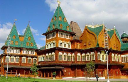 Экскурсия во Дворец Алексея Михайловича в Коломенском от компании «Азбука Москвы»