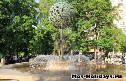 Пешеходная экскурсия по Москве. Замоскворечье