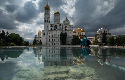 Экспозиция «Археологические окна на Ивановской площади»