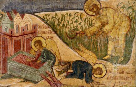Постоянная экспозиция «Калязин. Фрески затопленного монастыря»