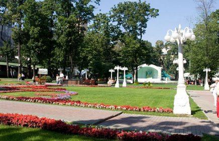 11 лучших парков Москвы