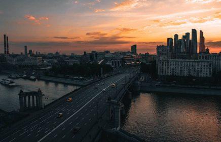 Групповая экскурсия по трем Московским крышам