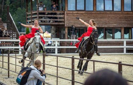 III Международный конный фестиваль «Иваново поле»