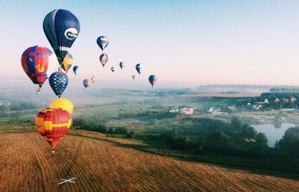 Фестиваль воздухоплавания «Небо: теория и практика»
