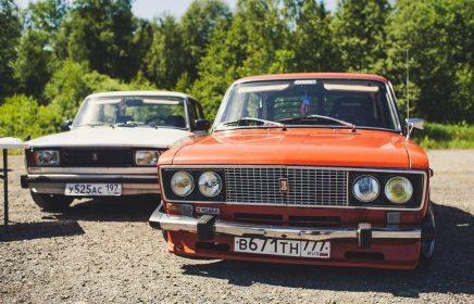 Автомобильный фестиваль «Всё по классике»