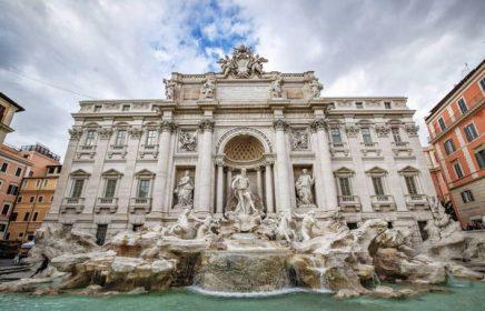 Онлайн-экскурсия по Риму «Тайны римских фонтанов»