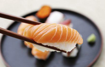 Рестораны, где можно поесть суши в Москве