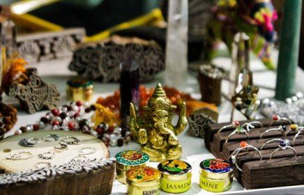 Индийская выставка-ярмарка «Delhi Базар»