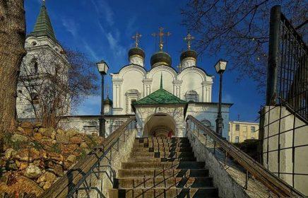 Пешеходная экскурсия «Ивановская горка: путешествие в Старую Москву»